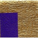 Origami Paper Double - Sided Momigami Washi Paper - 075 mm -  40 sheets - Gold and Purple