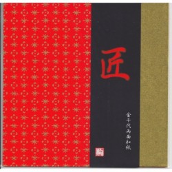 Origami Paper Double-Sided High Quality Washi - 150 mm - 5 sheets