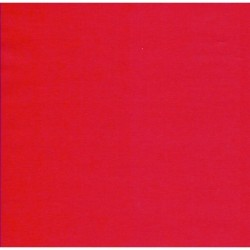 240 mm_  50 sh - Double-Sided Red Red Origami Paper