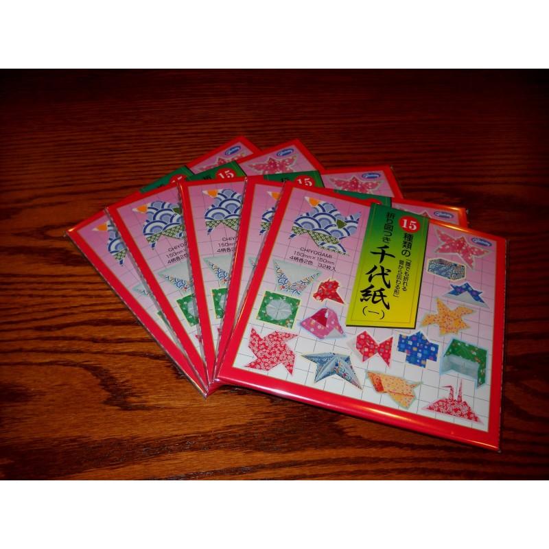 150 mm 32 sh chiyogami print origami paper bulk kim
