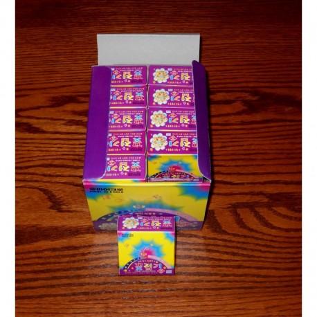 051 mm_ 180 sh - Floral Colored Origami Paper - Bulk