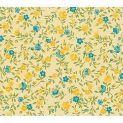 Carta Varese  - Yellow and Blue Flower Rain