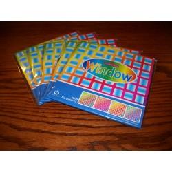 Origami Paper Window Pattern - 150 mm - 36 sheets - Bulk