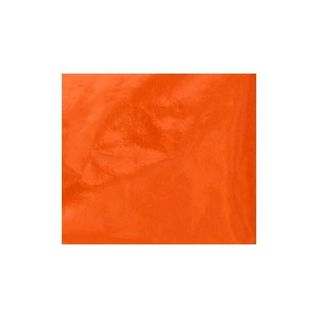 Origami Paper Burnt Orange Foil - 075 mm - 50 sheets