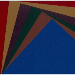 Origami Paper  Sousakusenka Smooth Non-Texture - 150 mm - 24 sheets