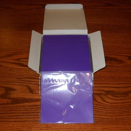 150 mm/   40 sh - Purple Color Origami Paper  - Bulk