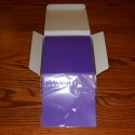 150 mm _ 40 sh - Purple Color Origami Paper  - Bulk