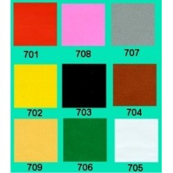 050 mm_ 500 sh - Mustard Block Origami Folding Paper