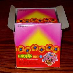 102 mm_  42 sh - Beatto Floral Color Paper - Bulk
