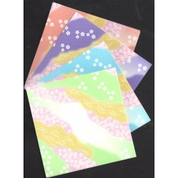 150 mm_  48 sh - Print Chiyogami Origami Paper