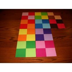 150 mm_  55 sh - X Pair Origami Paper