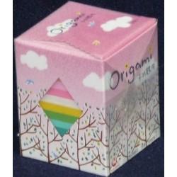 Origami Paper - Plain Color Folding Paper - 057 mm - 1002 sheets