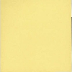 Origami Paper Pale Yellow Color - 075 mm - 100 sheets