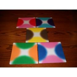 150 mm_ 200 sh - Honey Pattern Paper