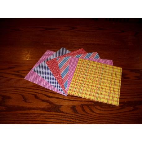 175 mm_  24 sh - Washi Paper