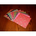 Origami Paper Mix Prints of Chiyogami - 178 mm - 25 sheets