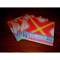 150 mm_  50 sh - X Design Harmony Origiami Paper - Bulk