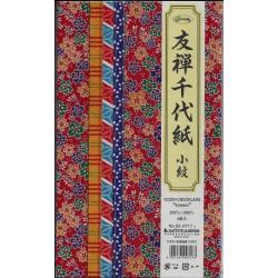 255 mm_   4 sh - Komon Yuzen Chiyogami