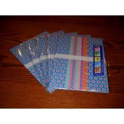 260 mm_  10 sh - Edo Chiyogami Origami Paper - Bulk