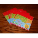 100 mm_  20 sh - Print and Plain Origami Paper - Bulk