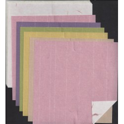 150 mm_  10 sh - Habutae Washi Paper