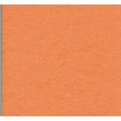 150 mm_  12 sh - Orange Pearlized Momigami Paper
