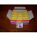 Origami Paper - Plain Color - 050 mm - 250 sheets - Bulk