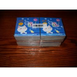 075 mm_ 100 sh - Fifty Colors Origami Folding Paper - Bulk
