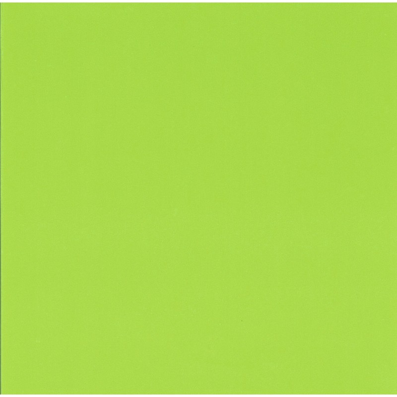 origami paper yellow green color 150 mm 14 sheets bulk