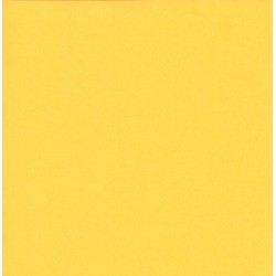 150 mm_ 100 sh - Lite Yellow Colored Origami Paper