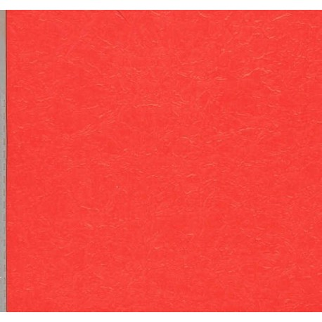 150 mm_  12 sh - Red Pearlized Momigami Paper