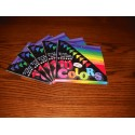 060 mm_ 100 sh - Ten Different Sizes Origami Paper - Bulk
