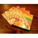 060 mm_ 100 sh - 10 Different Sizes Pastel Color Paper - Bulk