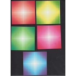 Origami Paper Diamond Harmony - 075 mm - 120 sheets
