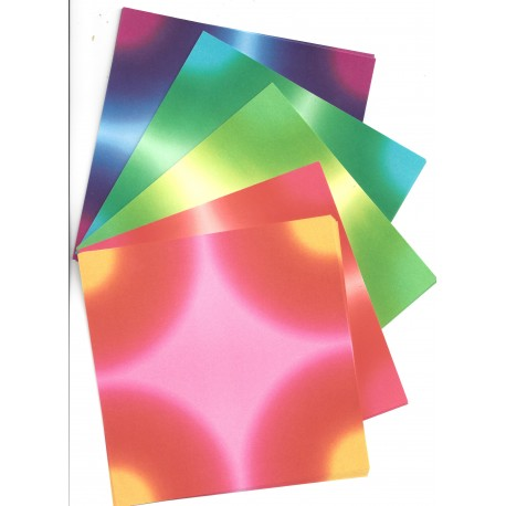 Origami Paper Clean Harmony - 117 mm - 50 sheets