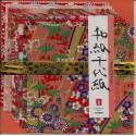 Origami Paper Washi Prints - 120 mm - 8 sheets