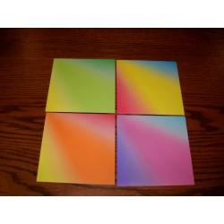 120 mm_  28 sh - Rainbow II Origami Paper