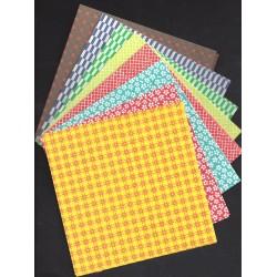 150 mm_  35 sh - Multi-Print Chyiogami Paper