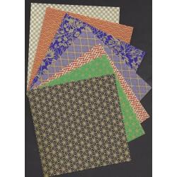 150 mm_   7 sh - Washi Paper