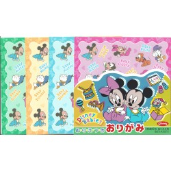 Origami Paper With Disney Babies Print - 150 mm - 20 sheets