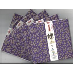 150 mm/   8 sh - Washi Origami Kirameki - Bulk