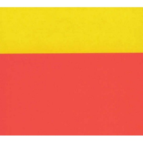 Origami Paper Yellow and Orange Double-Sided - 075 mm -100 sheets