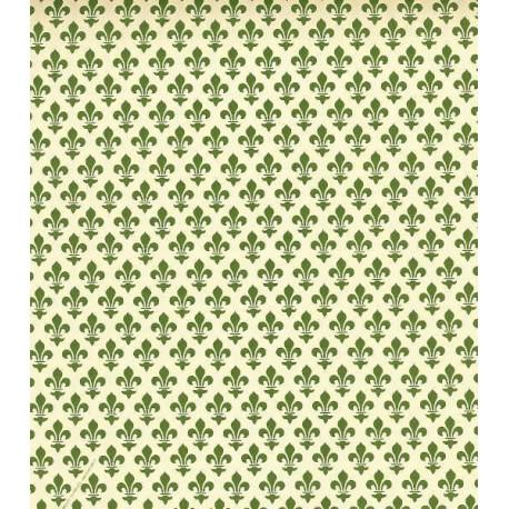 Rossi 1931 Florentine Print Vrs 003 Half Sheet