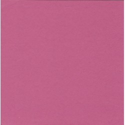 150 mm/  14 sh - Plain Washi Paper - Rose Pink