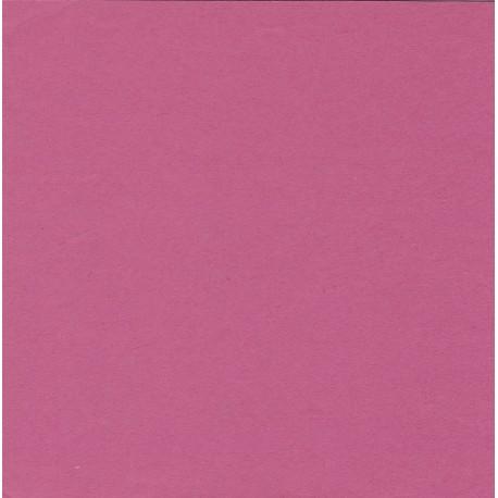 150 mm/  14 sh - Plain Washi Paper - Rose Pink