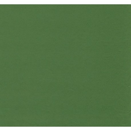 150 mm/  14 sh - Plain Washi Paper - Forest Green