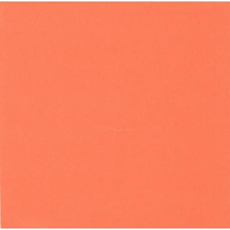 150 mm/  7 sh - Plain Washi Paper - Orange