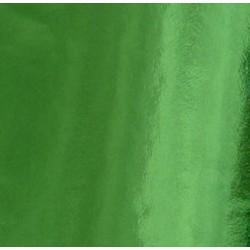 Origami Paper Lite Green Matte Foil - 260 mm - 9 sheets
