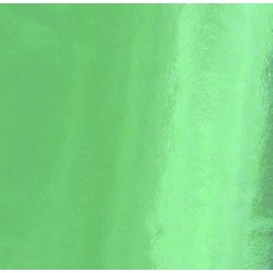 Origami Paper Lite Green Matte Foil - 260 mm - 16 sheets