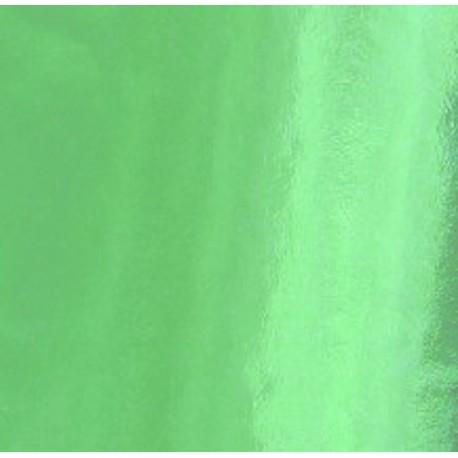 260 mm/  16 sh - Lite Green Metallic Foil Paper